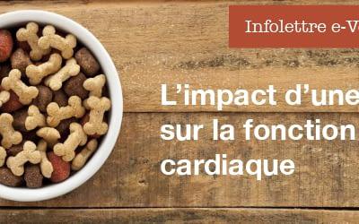 L'impact d'une diète sur la fonction cardiaque