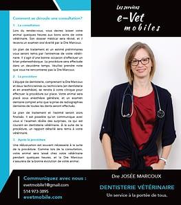 Dre Josée Marcoux - Dentisterie vétérinaire